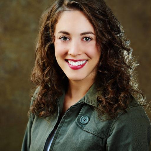Julia Naimy Headshot