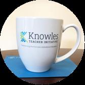 Knowles Teacher Initiative White Mug